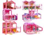 Case per le bambole