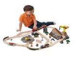Treni in legno